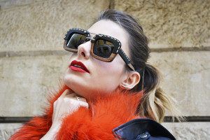 prada raw sunglasses 2015 2016 fall winter
