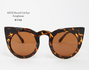 SUNGLASSES FOR WINTER: MY SELECTION UNDER 50€