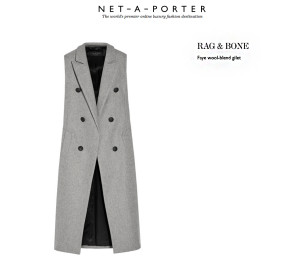 Karen Walker Outfit with Net a Porter