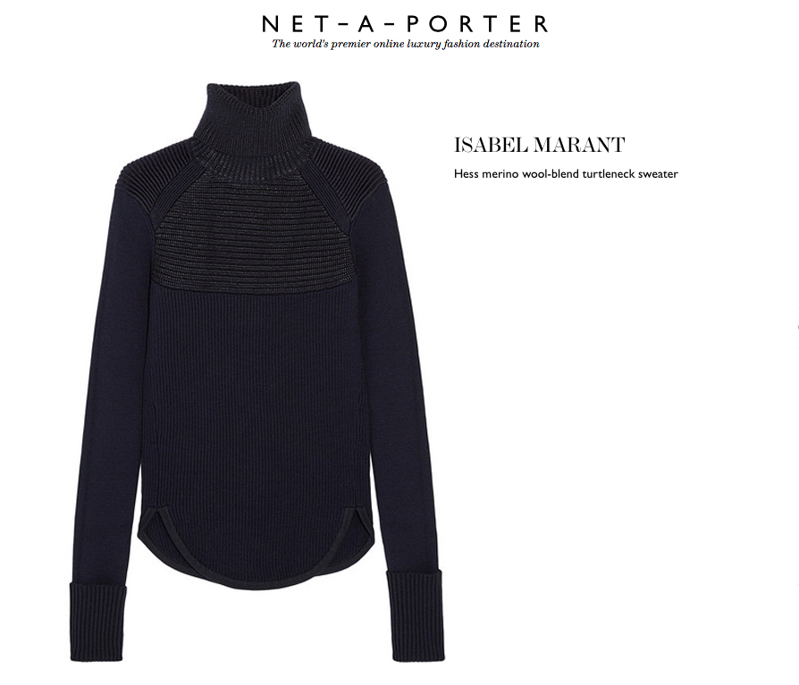 net a porter sweater