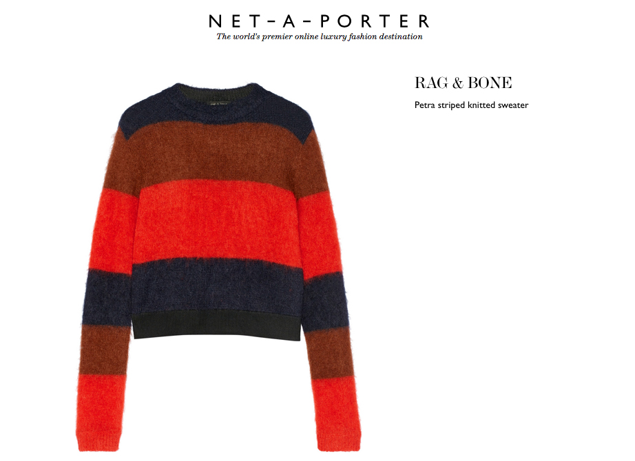 rag and bone sweater behind my glasses net a porter