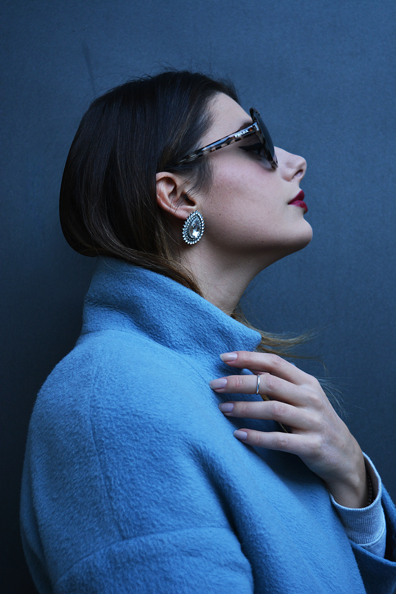 1 Prada sunglasses rectangular fall winter 2015 2016 giulia de martin behind my glasses blog