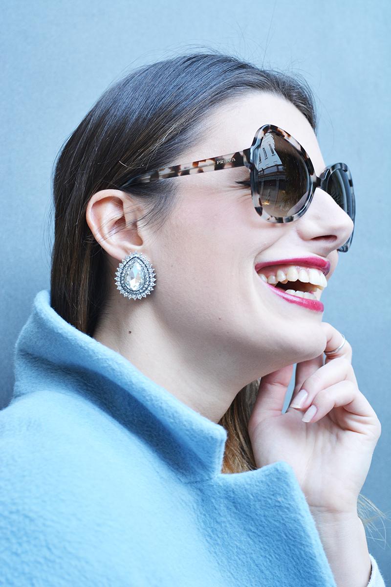2 Prada Butterfly havana tortoise sunglasses fall winter 15 26 giulia de martin behindmyglasses.com
