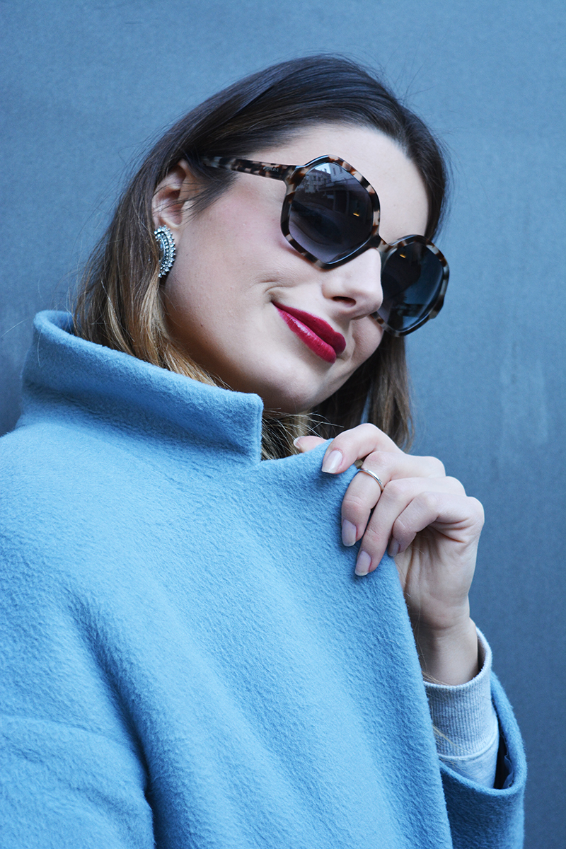 2 Prada sunglasses rectangular fall winter 2015 2016 giulia de martin behind my glasses blog
