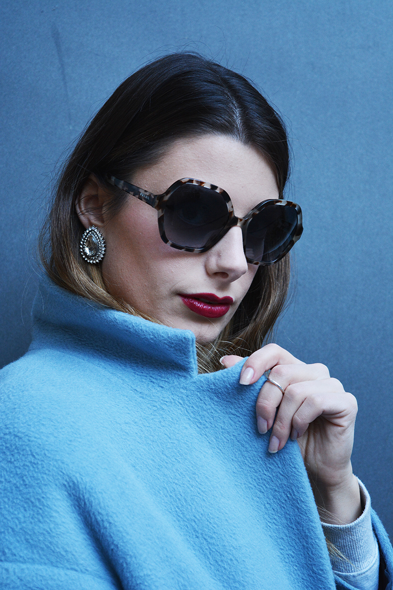3 Prada sunglasses rectangular fall winter 2015 2016 giulia de martin behind my glasses blog