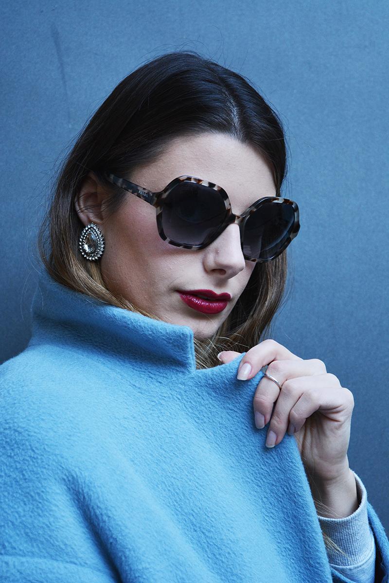 3 Prada sunglasses rectangular fall winter 2015 2016 giulia de martin behind my glasses blog