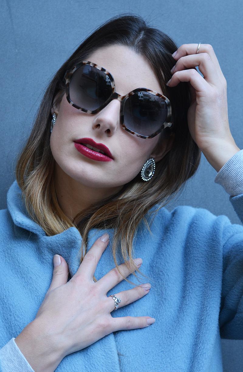 4 Prada sunglasses rectangular fall winter 2015 2016 giulia de martin behind my glasses blog