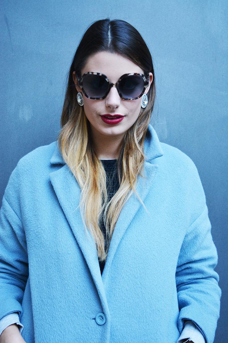 7 Prada sunglasses rectangular fall winter 2015 2016 giulia de martin behind my glasses blog