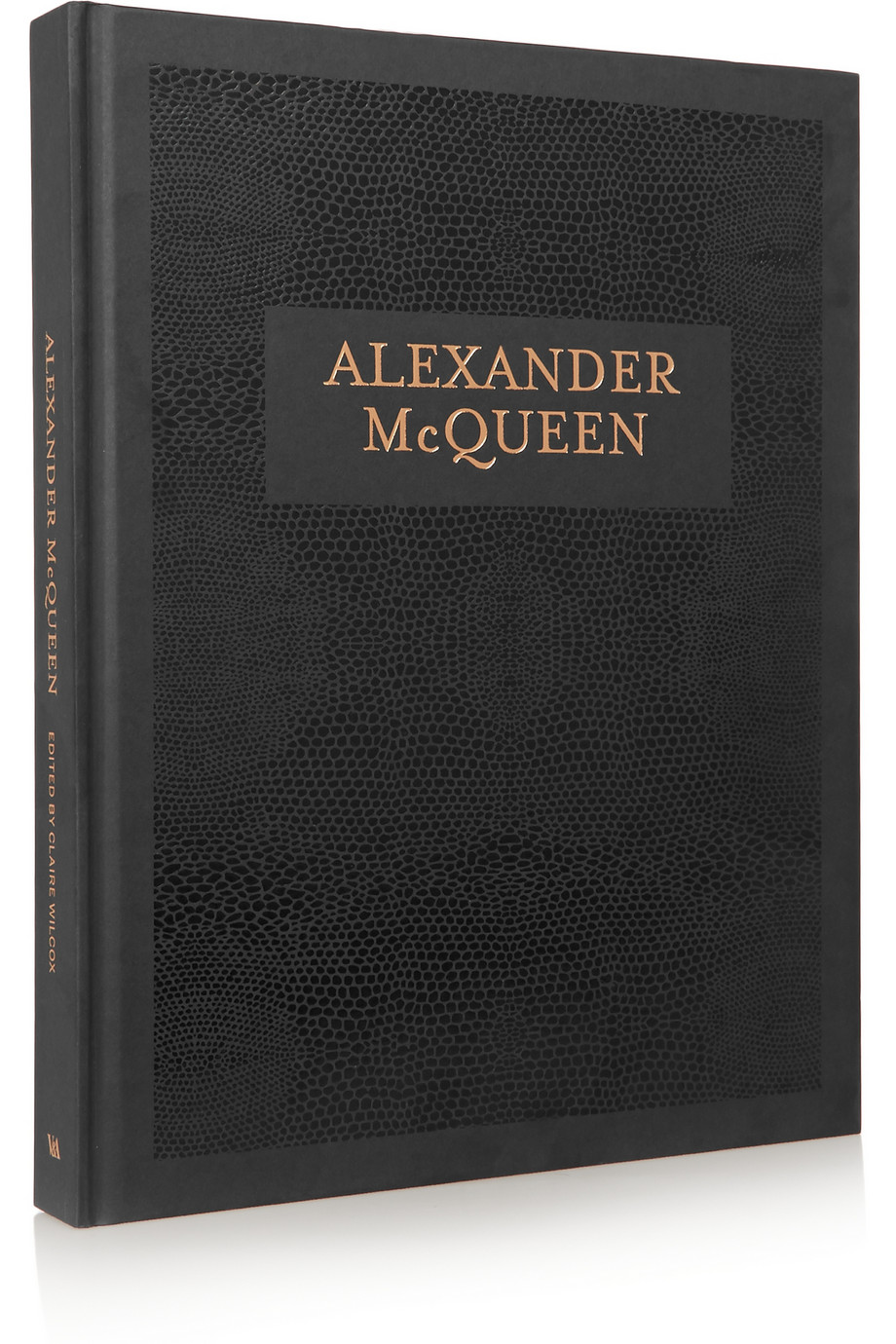 Caffe Table Books Alexander McQueen edited by Claire Wilcox hardcover book 1