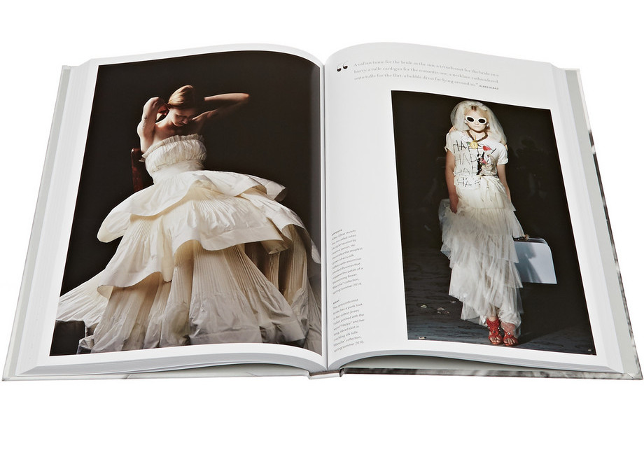 Caffe Table Books Couture Wedding Gowns hardcover book 1