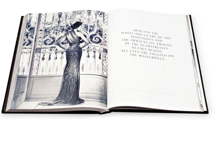 The Fashion Book Hardcover : Coffee table books wish list behindmyglasses