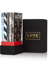 Caffee table books Fashion cities Fashion Gift Box 2
