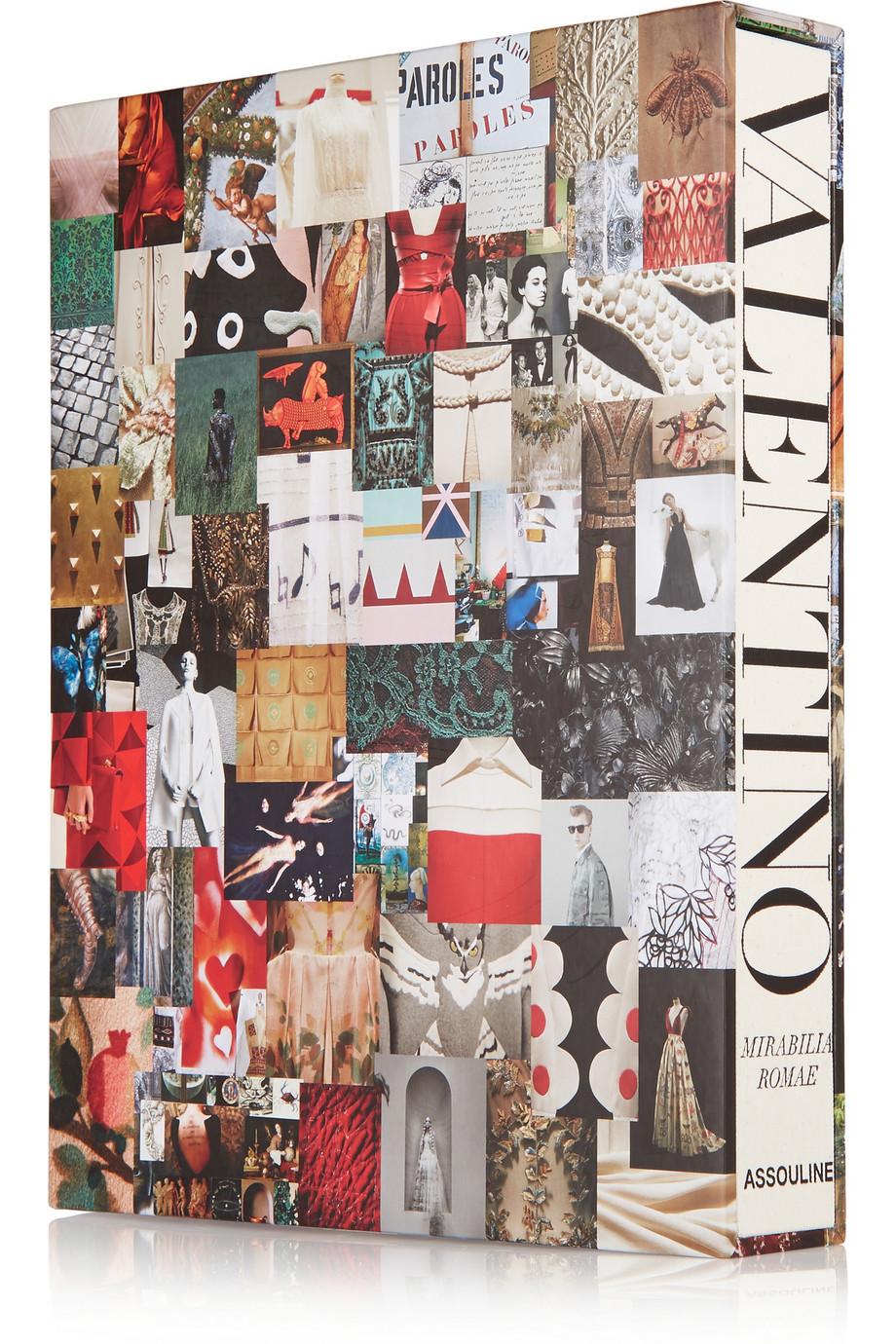 Valentino Mirabilia Romae hardcover book 1