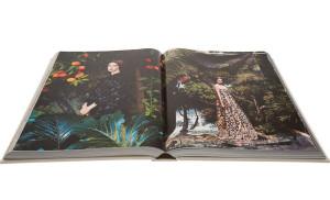 Caffee table books Valentino Mirabilia Romae hardcover book 3