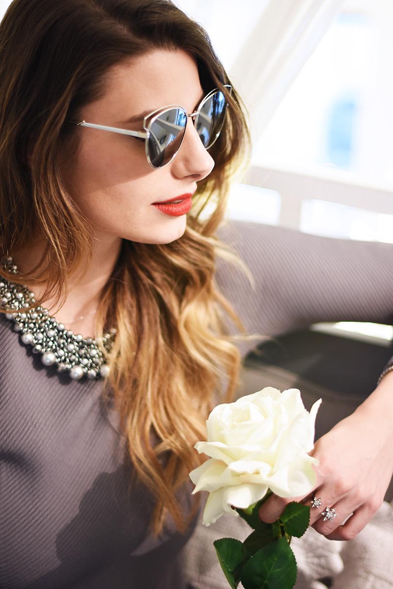 2 giulia de martin behindmyglasses abstract silver mirror lenses dior sunglasses so real eyewear collection fall winter 2015 2016