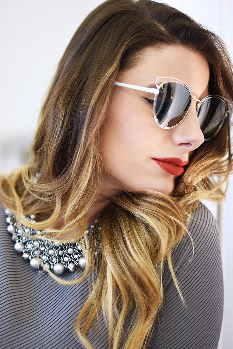 christian dior mirror silver sunglasses. Black Bedroom Furniture Sets. Home Design Ideas