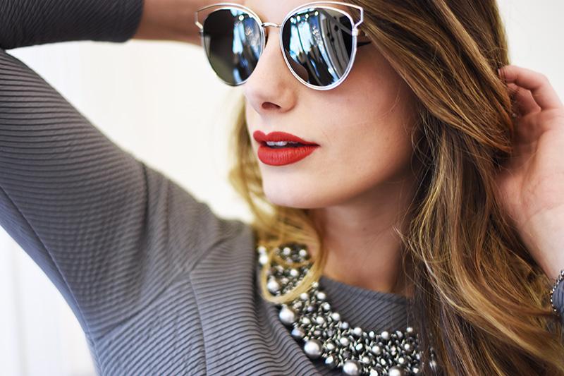 4 giulia de martin behindmyglasses abstract silver mirror lenses dior sunglasses so real eyewear collection fall winter 2015 2016