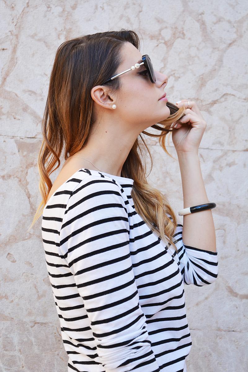 5 chanel fall winter pearls sunglasses black cat eye 2015 2016 nina ricci bag behindmyglasses.com giulia de martin