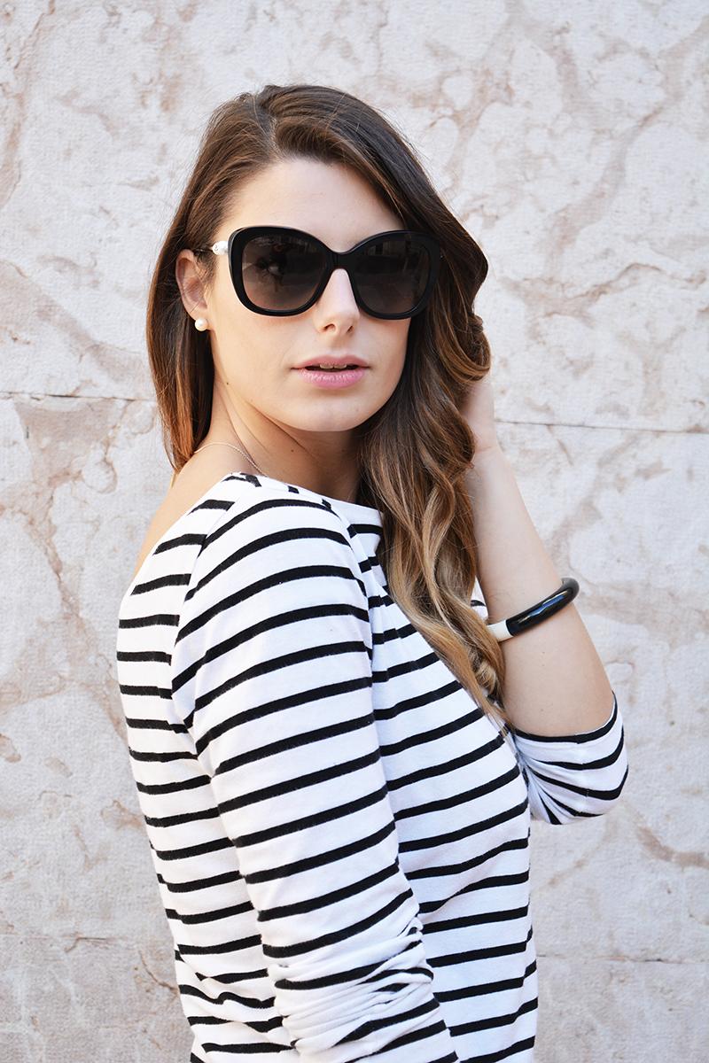 6 chanel fall winter pearls sunglasses black cat eye 2015 2016 nina ricci bag behindmyglasses.com giulia de martin