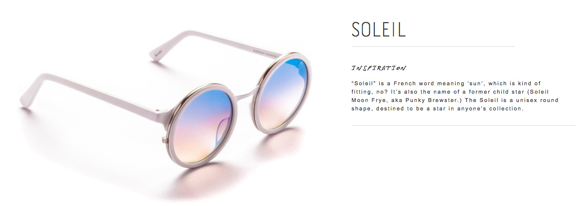 3 sundaysomewhere eyewear sunglasses coachella festival behindmyglasses.com giulia de martin