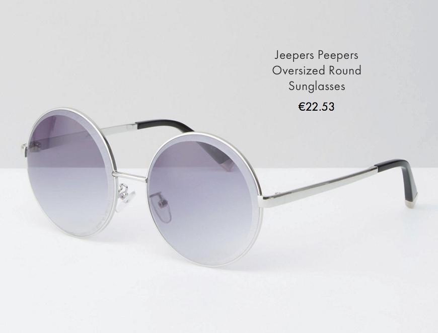 3 asos sunglasses spring summer 2016 behindmyglasses.com giulia de martin round trend frames eyewear sunglasses