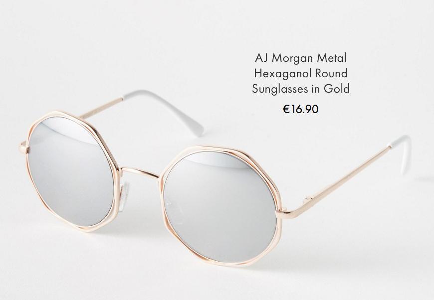 5 asos sunglasses spring summer 2016 behindmyglasses.com giulia de martin round trend frames eyewear sunglasses