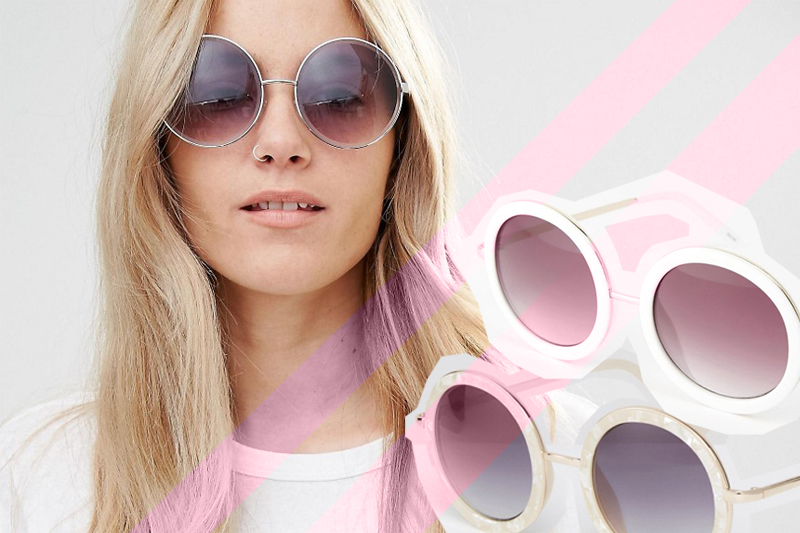 7 LOW COST ROUND FRAMES FOR SUMMER