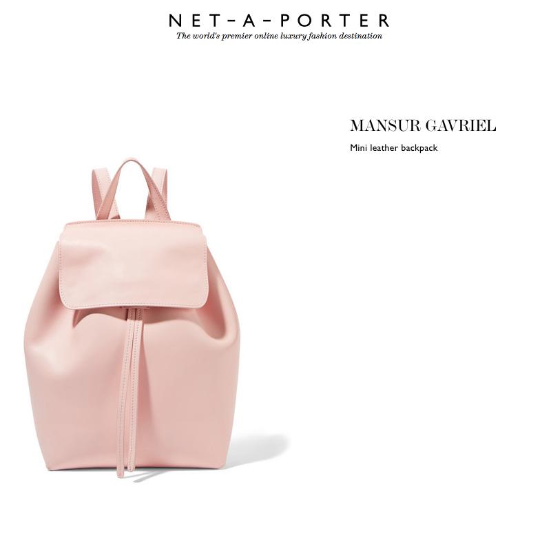 mansur gavriel backpack stella mccarteny bra maje shirt white sheriff and cherry sunglasses net a porter pink summer sunnies eyewear
