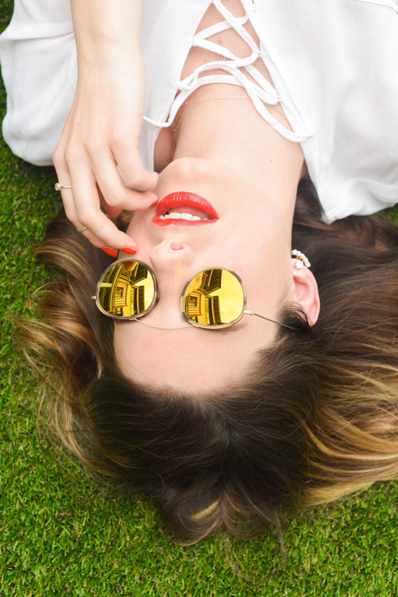 giulia de martin spektre sunglasses eyewear behindmyglasses.com mirror lenses metro 2 flat met-ro sunnies -22