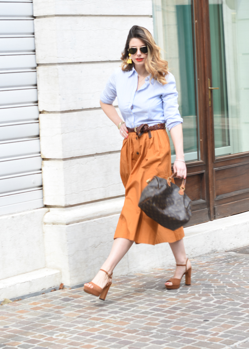 giulia de martin tavat eyewear sunglasses spring summer 2016 american eyewear USA made in italy behindmyglasses.com blog blogger sunglasses sunnies eyewear h&m skirt earrings-15