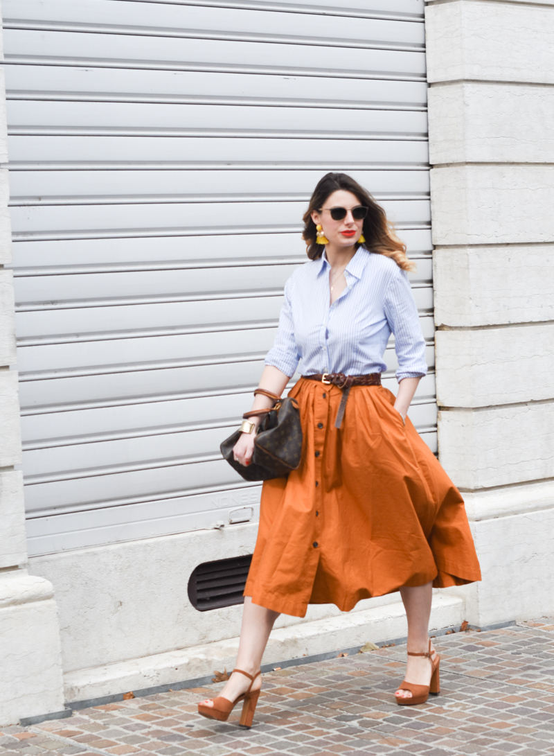 giulia de martin tavat eyewear sunglasses spring summer 2016 american eyewear USA made in italy behindmyglasses.com blog blogger sunglasses sunnies eyewear h&m skirt earrings-18