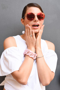 Chanel mirror sunglasses summer 2016