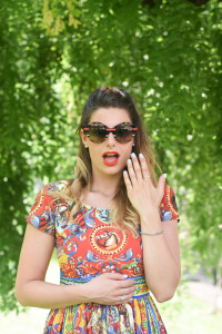 Last summer days ft Dolce&Gabbana and Ultralimited sunglasses