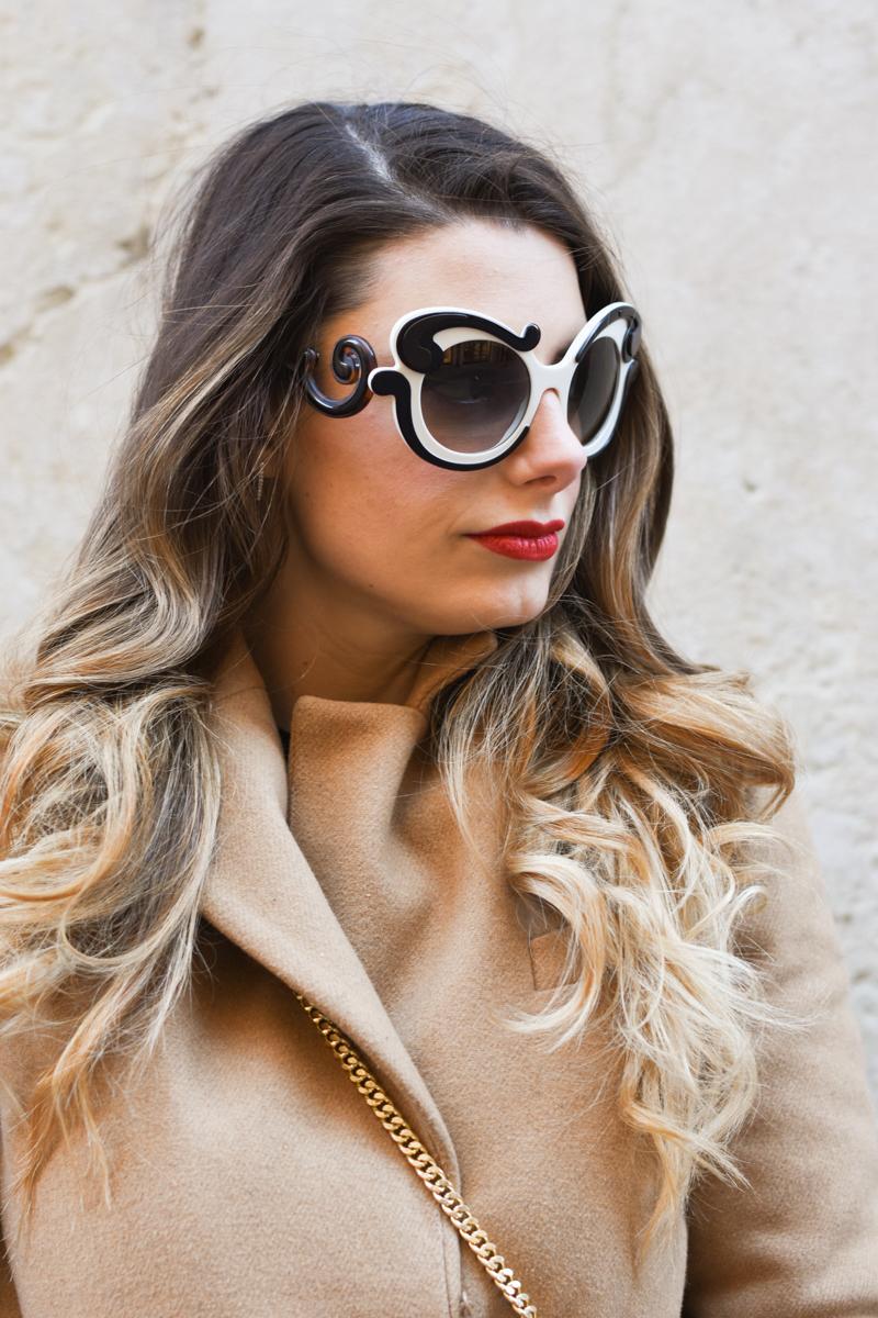 giulia de martin prada baroque sunglasses tortoise SPR23N_EVAJ_F00A7 behindmyglasses.com eyewear blog italian-5