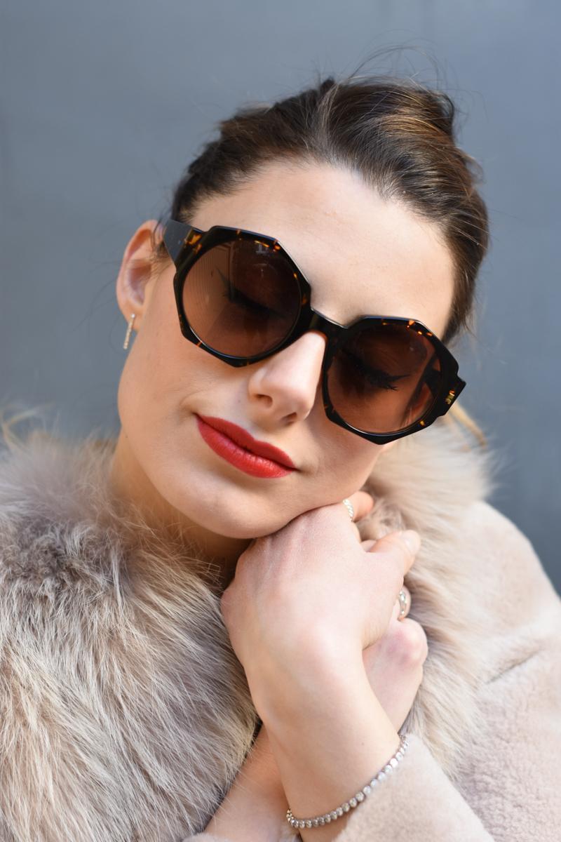 giulia de martin zan zan sunglasses le tabou opal pink blacha fur coat behindmyglasses.com eyewear blog italian-10