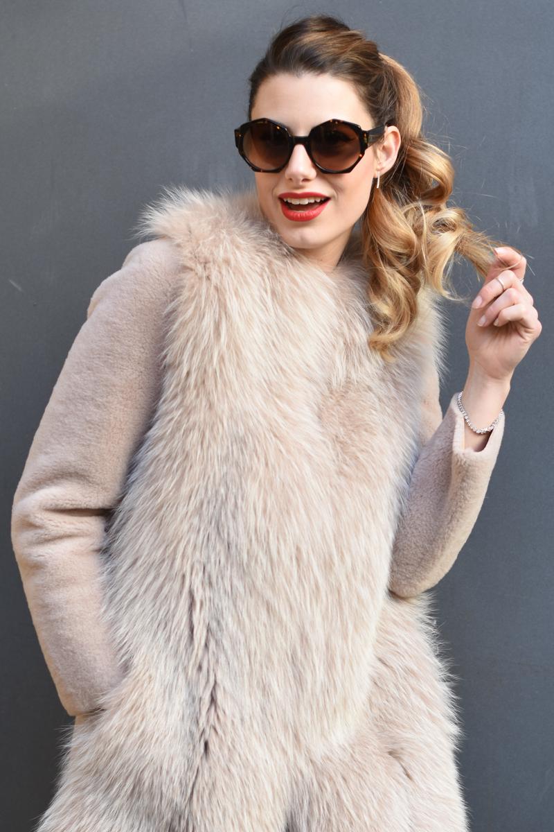 giulia de martin zan zan sunglasses le tabou opal pink blacha fur coat behindmyglasses.com eyewear blog italian-11