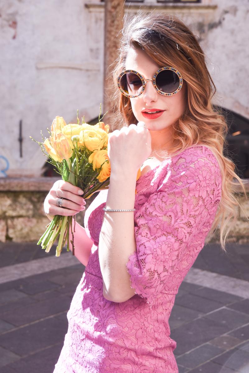 da0ef1b8cb0 dolce   gabbana mambo sunglasses eyewear spring summer 2017 giulia ...
