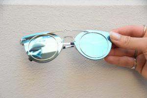 Giulia De Martin EoE sunglasses - Techy 10's- sunglasses LR-1 behind my glasses eyewear silmo paris 2017 mirror lenses shades sunnies blog blogger