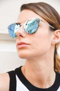 Giulia De Martin EoE sunglasses - Techy 10's- sunglasses LR-1 behind my glasses eyewear silmo paris 2017 mirror lenses shades sunnies blog blogger