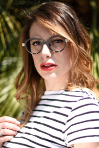 TEF does Italy Giulia De Martin Behind my glasses Catuma Sunglasses -14
