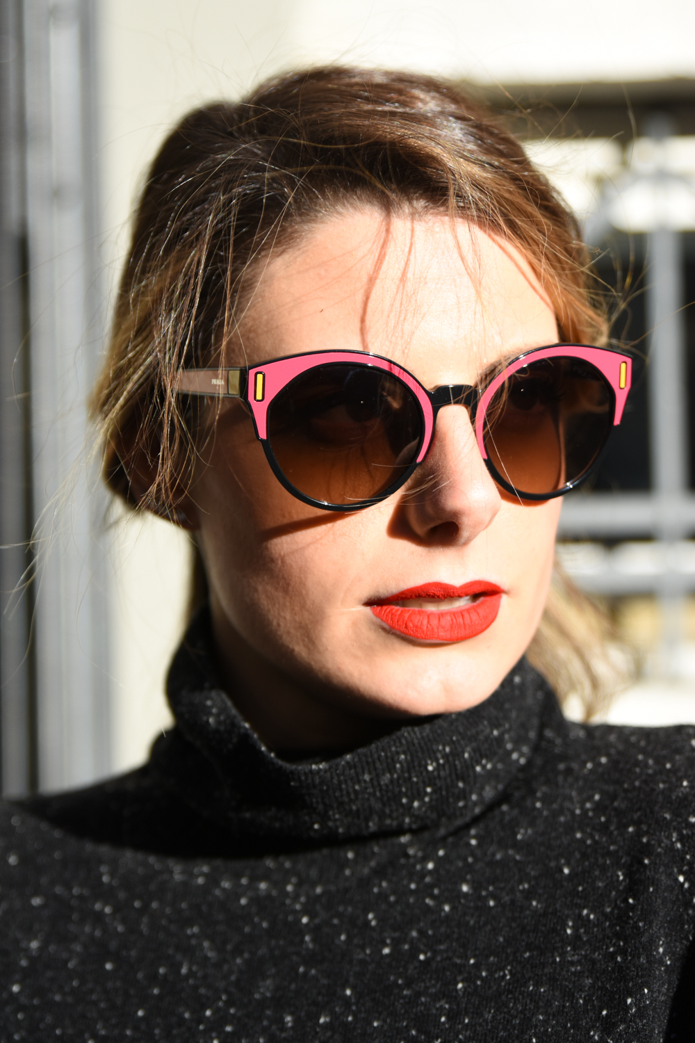 prada sunglasses fall winter 2017 2018 behidn my glasses ...