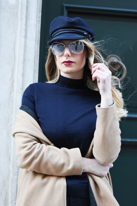 chanel sunglasses eyewear fall winter 2017 2018 silver ...