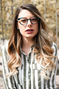 Face à Face Eyewear Blast: the summer floating frame Giulia de martin face a face eyeglasses lunettes 2018 french eyewear BLAST 1-2 blog eyewear behind my glasses influncer blog-16