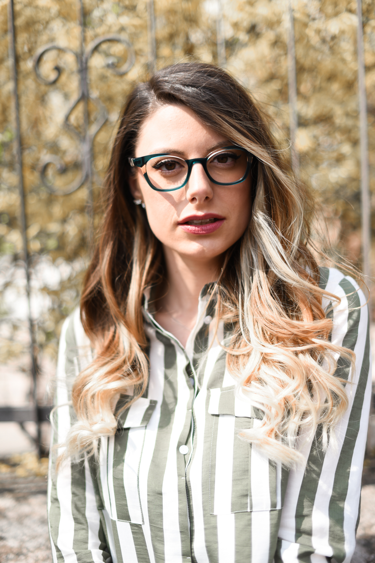 Face à Face Eyewear Blast: the summer floating frame