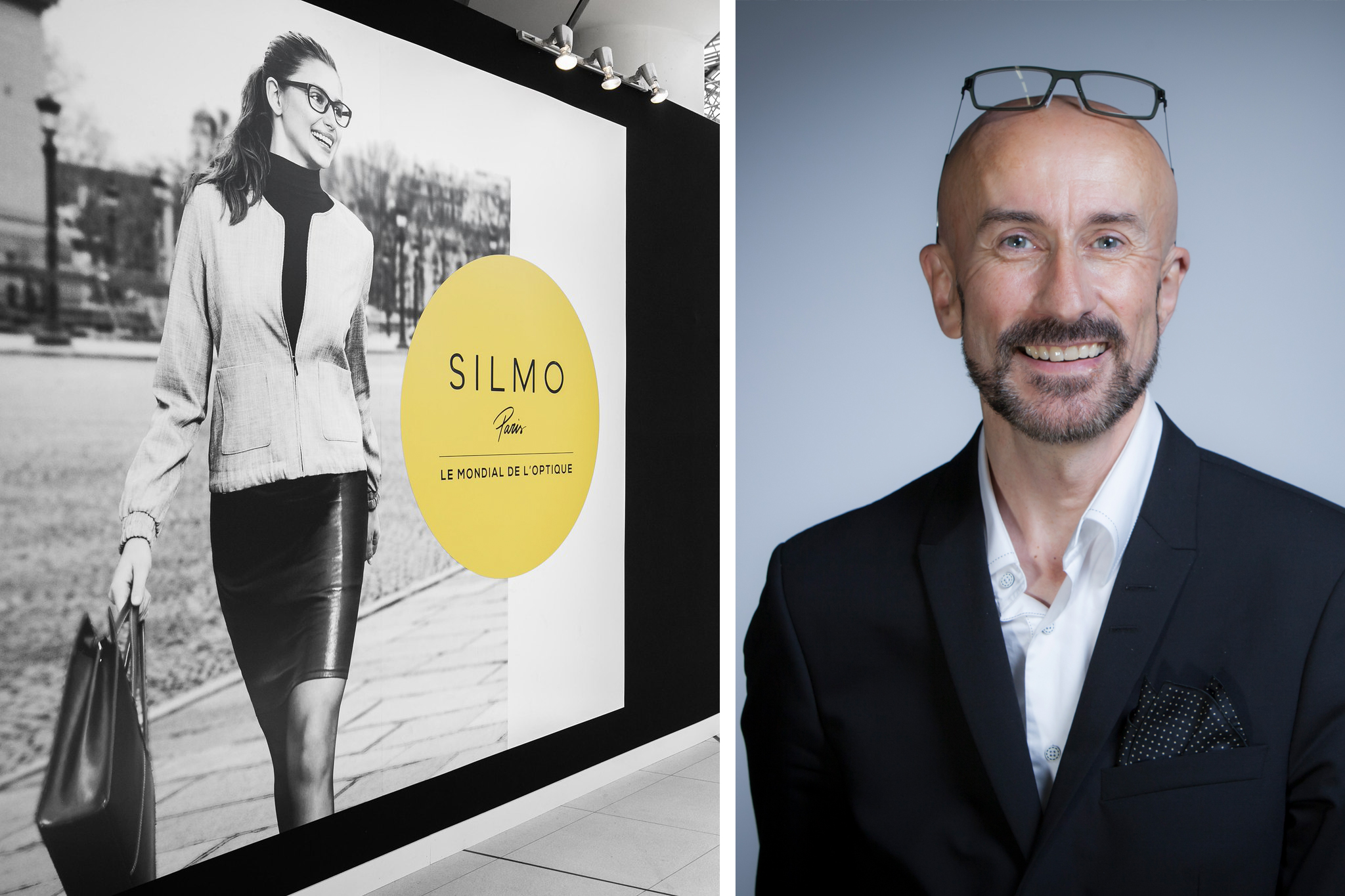 Dominique Cuvillier interview silmo 2019 behind my glasses giulia de martin eyewear influencer