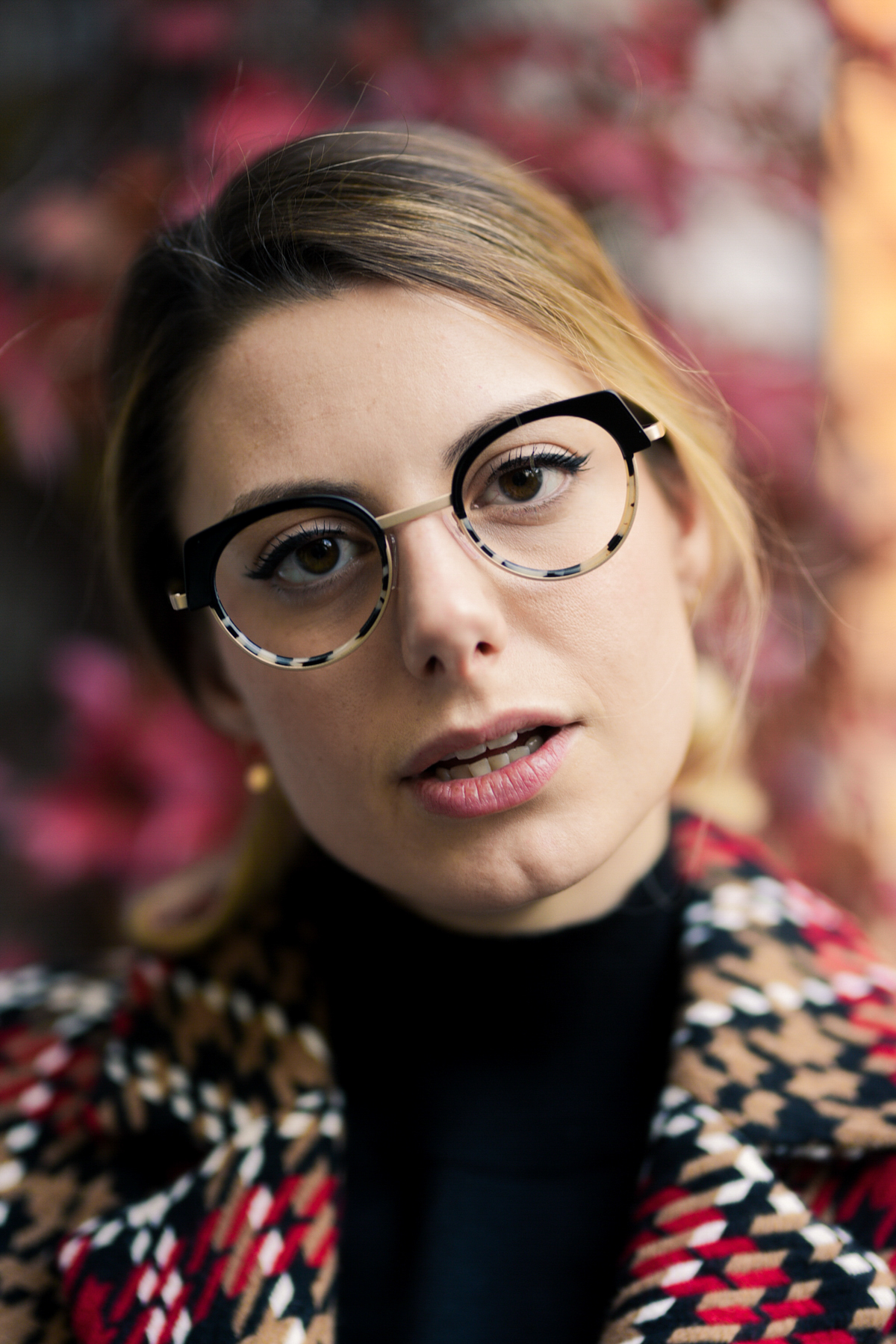 giulia de martin behind my glasses naoned french brand eyeglasses 2020 2019 -4