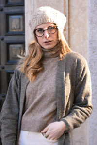giulia de martin behind my glasses naoned Taskon french brand eyeglasses 2020 2019 -1