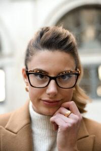 Profilo lamarca 2021 giulia de martin benind my glasses eyewear influencer occhiali da vista eyeglasses-13