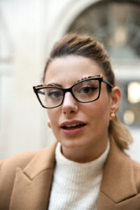 Profilo lamarca 2021 giulia de martin benind my glasses eyewear influencer occhiali da vista eyeglasses-14