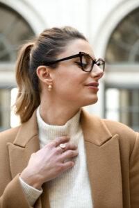 Profilo lamarca 2021 giulia de martin benind my glasses eyewear influencer occhiali da vista eyeglasses-3